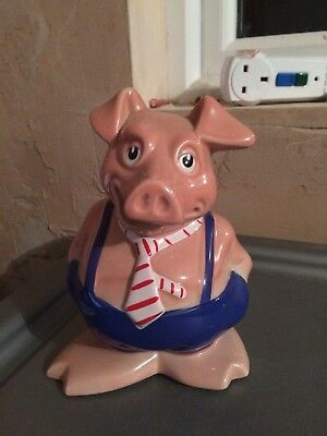 """Wade """"Maxwell"""" Piggy Bank - Excellent condition"""