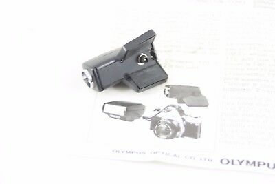 Genuine Olympus Type 4 TTL Adapter for OM1n and OM2n + instructions