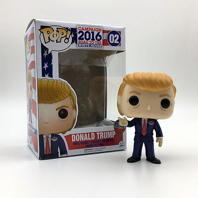 Funko POP Donald Trump The Vote Campaign 2016 Road To The White House 02