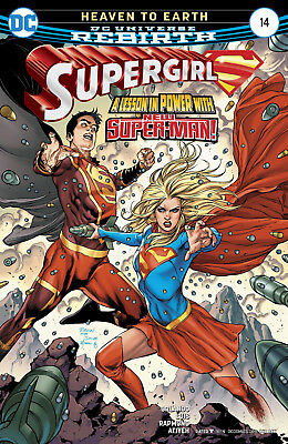 Supergirl #14 (2017) 1St Printing Bagged & Boarded Dc Universe Rebirth