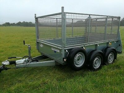 Ifor Williams GD85 caged ***excellent condition***