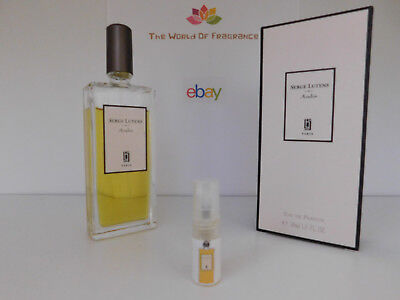 Decant 2ml Serge Lutens Arabie / The Best Price Guaranteed! Fast Shipping!!!