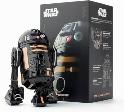 Star Wars Sphero App Enabled R2-Q5 NYCC Best Buy Exclusive Rare - Preorder
