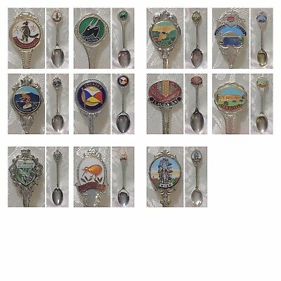Souvenir spoon - 11 to choose from