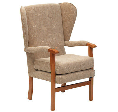Drive Medical Jubilee High Back Fireside Chair with Lumbar Support