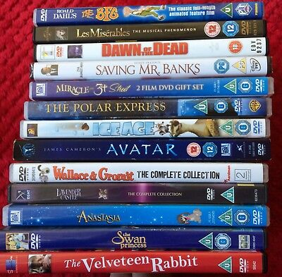 Mixed Dvd Collection