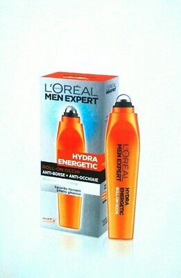 L'oreal men expert roll-on occhi hydra energetic