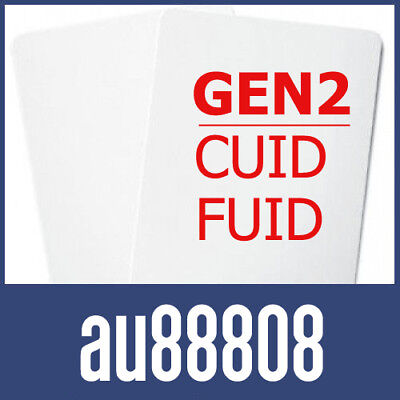 Uid Changeable Gen2 Chinese Magic Card Block0 1K S50 Ic Rfid Proxmark3 Acr122U