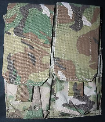 New Multicam 5Cca Eagle Double 2X2 M4 Molle Mag Pouch 07/15 Sf-Lcs Seal Devgru