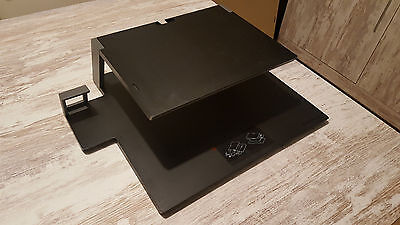 lenovo dual platform notebook and monitor stand