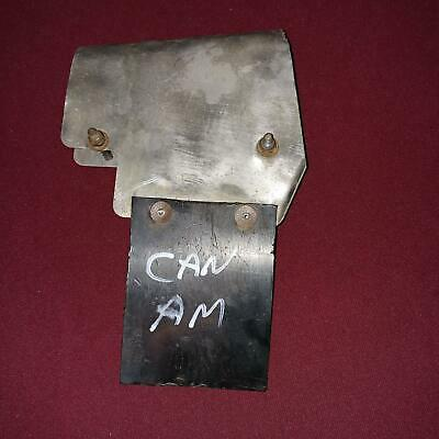 75 Can Am MX2 Bombardier MX-2 125 FRAME-DRIVE-CHAIN GUARD