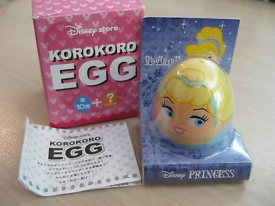Disney Store Japan Korokoro Cinderella Egg Brand New in Box
