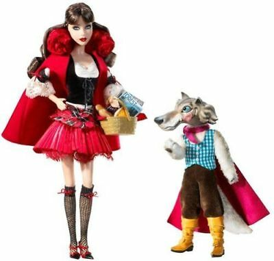 BARBIE Little Red Riding Hood and the Wolf Giftset Silver Label 2008 N3245