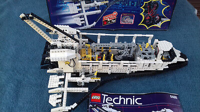space shuttle lego technic - photo #12