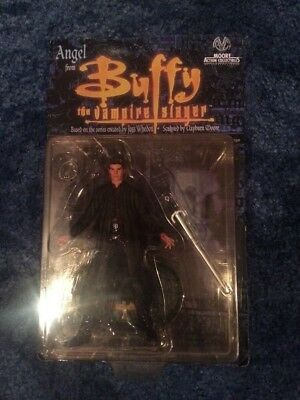 Buffy the Vampire Slayer boxed Angel figure
