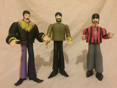 Limited Edition Beatles Figures