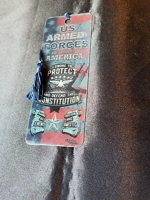 3D Bookmarks  Armed Forces Backbone of America