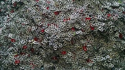 10,000 + soda pull tabs, beer tabs, charity, Cheapest seller, Free shipping