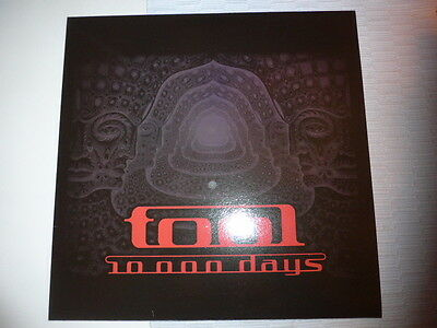 Tool - 10000 days - 2LP - Red vinyl