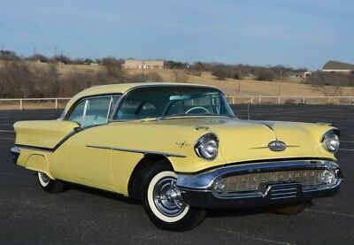 1957 Oldsmobile Starfire 98 Holiday Coupe 1957 Oldsmobile Starfire 98 Holiday Coupe From the Don Davis Collection Must See