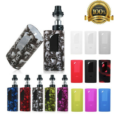 Soft Sleeve Wrap Silicone Case Touch Screen Cover Skin for Eleaf Ikonn 220W Kit