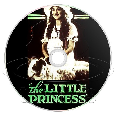 The Little Princess (1917) Mary Pickford, Katherine Griffith Film / Movie on DVD