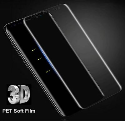 Curved Full Cover PET Screen Protector for Samsung Galaxy Note 8