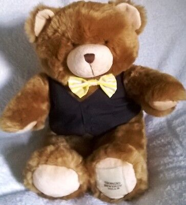 Giorgio Beverly Hills Collectable Limited Edition 2010 Designer Teddy Bear
