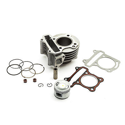 Big Bore Barrel Kit 50cc - 72cc Scooter Motorama Lifan Xingling XStream Wange
