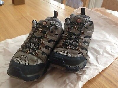 Merrill Moab Ventilator Men's size 9