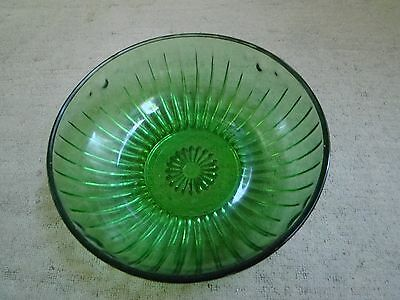 Eo Brody Co. Green Glass Bowl #c932