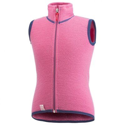 Woolpower Kids Vest 400 98/104 Cm Sea Star Rose  BTWT RRP£64.99