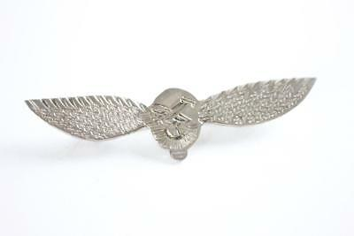 Royal Australian Air Force Pilots Wings badge, looks to be WW2