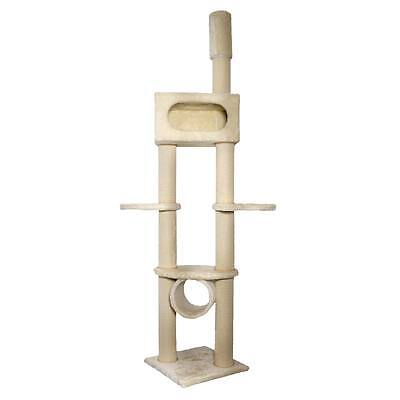 Kattens No. 1 - Scratching Tree Gigant - Tension Pole - Cream - Luxury Cat Tree