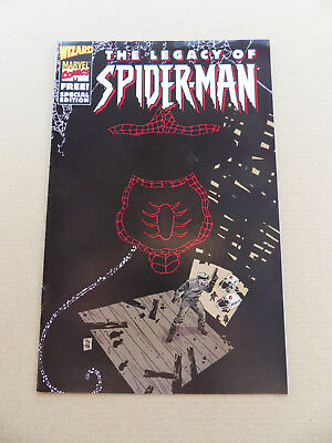 The Legacy Of Spider-Man . Wizard / Marvel 1998 . FN / VF