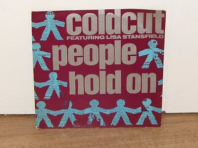 Coldcut Featuring Lisa Stansfield – People Hold On