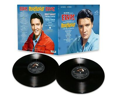 Elvis Presley - Roustabout - FTD 2 LP Ltd Ed 180g Vinyl NEW & SEALED - Pre Order