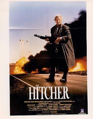 Rutger Hauer The Hitcher  8x10 Picture Celebrity Print