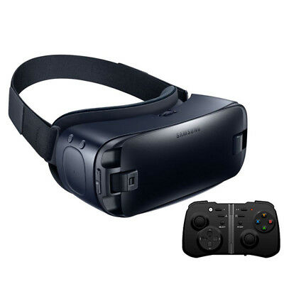 Samsung Gear Virtual Reality Brille mit exklusiven Multifunktion Gamepad