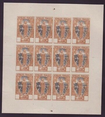 Congo Woman Bakalois Layer of 12 without value