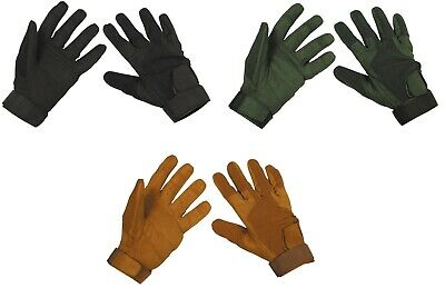 Gloves Men's Work Gloves Neoprene Amara Leather