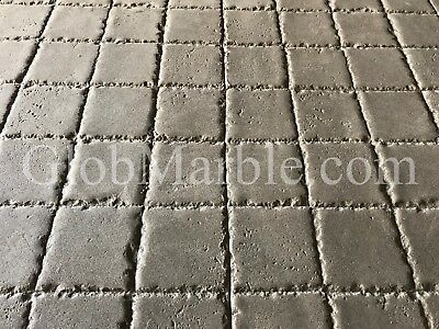 Concrete Stamp Mold SM 6300. Travertine Flooring with Stamp mats