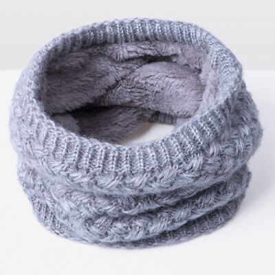 2017 Winter Scarf Child For Women Children Boys Scarf Thickened Wool Scarves
