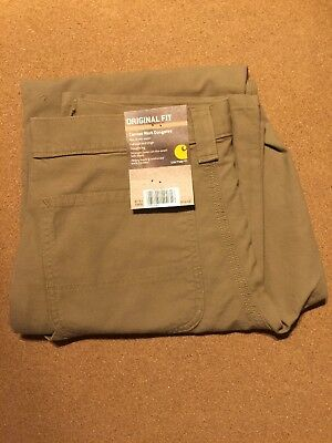Carhartt Men's Dungaree Cargo Work Pant Size 31 X 32 NEW with Tags Original Fit