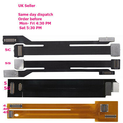 Testing Cable Tester Flex Ribbon For iPhone 4 4g 4s 5 5g 5s 5c LCD Digitizer