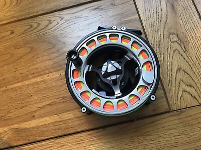 SAGE EVOKE 10 LHR FLY FISHING REEL-with backing  - RRP - 499