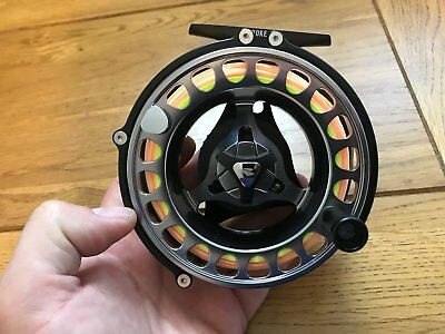 SAGE EVOKE 8 LHR FLY FISHING REEL-with backing - RRP - 499