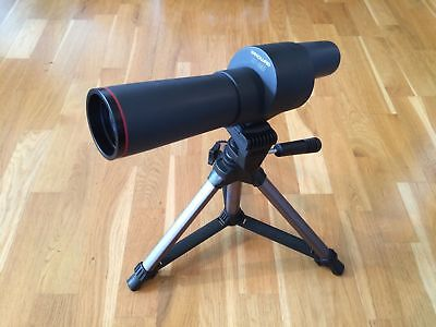 Telescope Vanguard SF-601 Spotting Scope with Angled Viewfinder 60 25X power