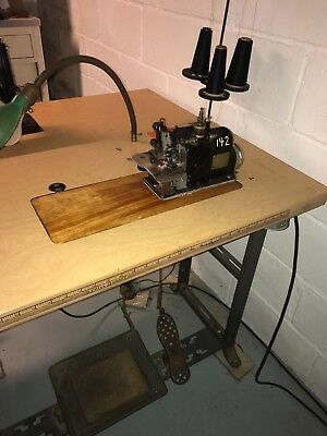 Merrow Industrial Serger Sewing Machine  Model A-3Dw-1