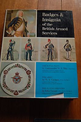 Badges & Insignia of the British Armed Services *